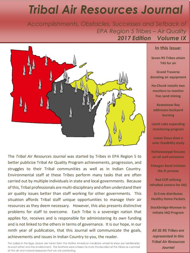 Tribal Air Resources Journal