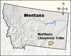 Tribe Northern Cheyenne  Tribes Amp Climate Change