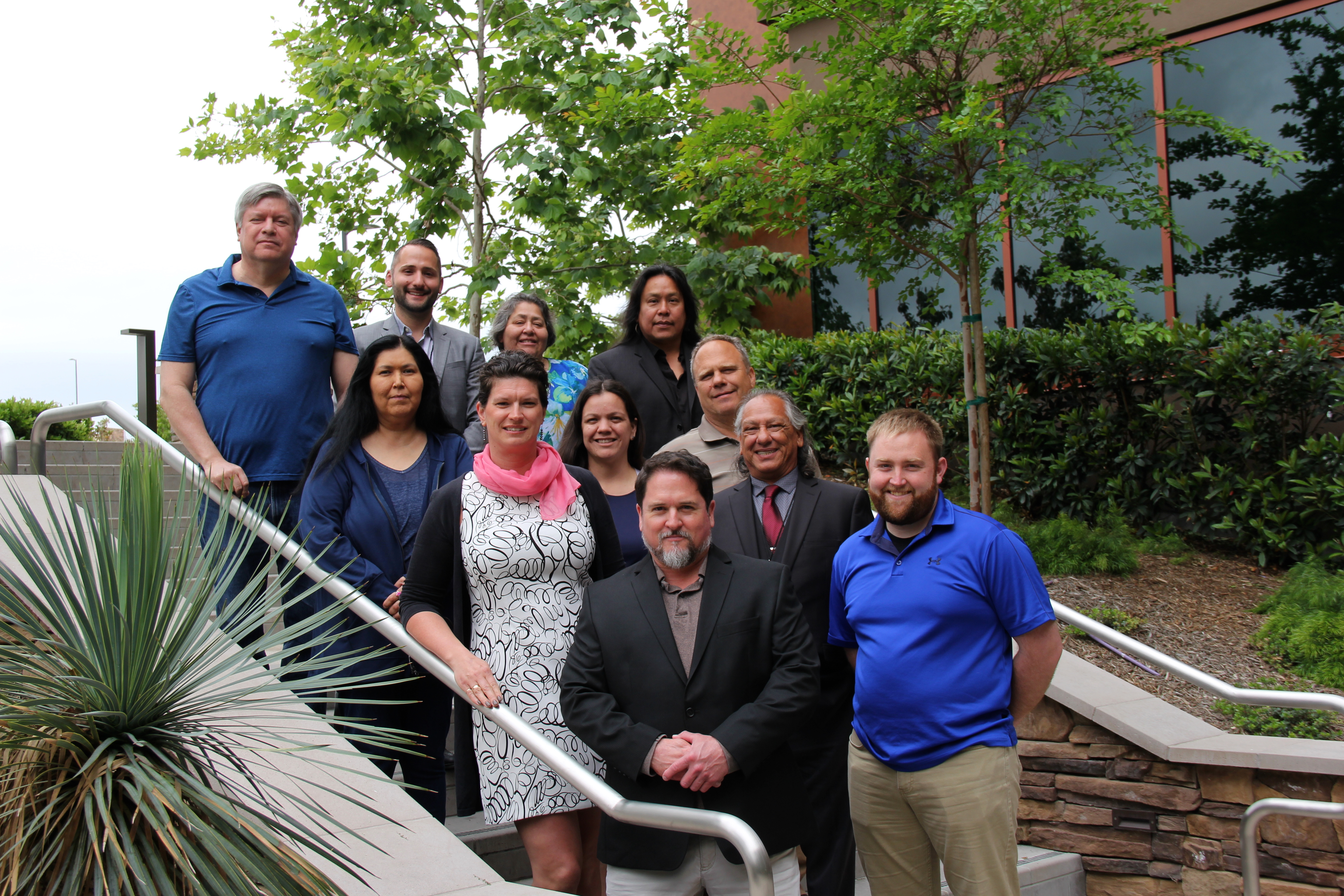 Current NTAA Executive Committee Members